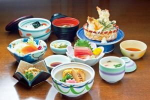 藤花(福鶴亭)・わらべ定食